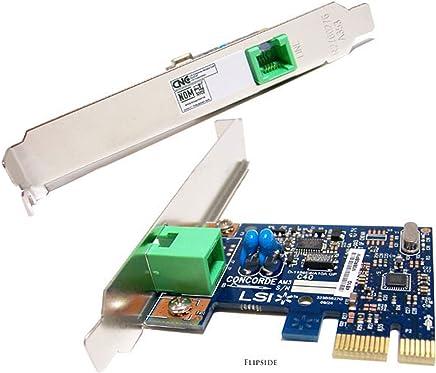HP LSi Concorde PCIe V.92 56k Fax Modem 468470-003