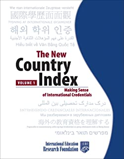 The New Country Index: Making Sense of International Credentials