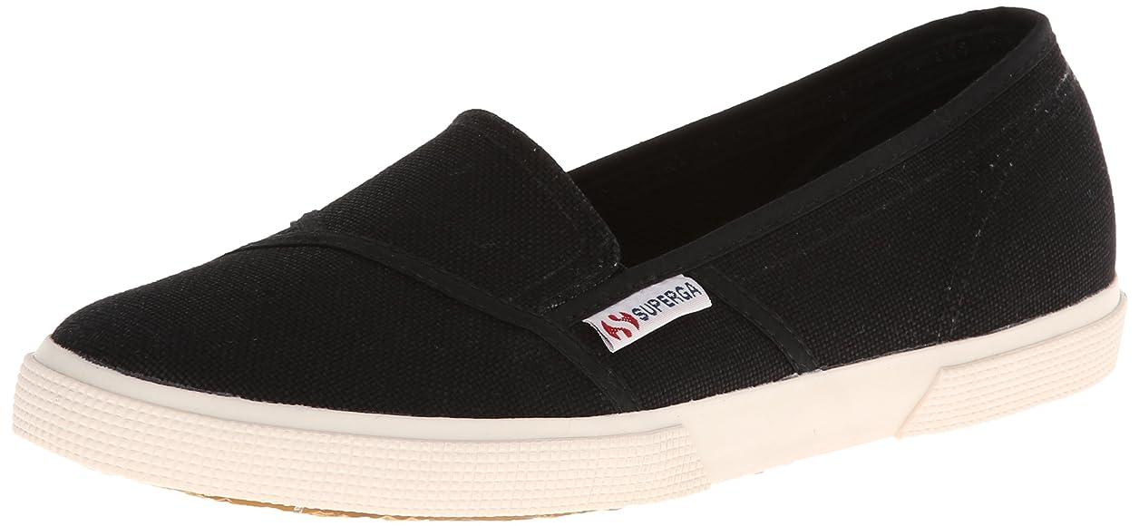 温度計たらいモールス信号[スペルガ] レディースCotuファッションスニーカー US サイズ: 8.5 womens_us カラー: ブラック