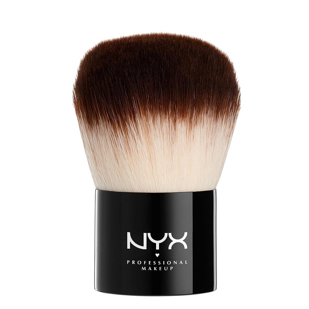 物理的に接地コンクリートNYX(ニックス) カブキ ブラシ 01