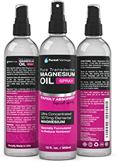 Best magnesium supplement spray Reviews