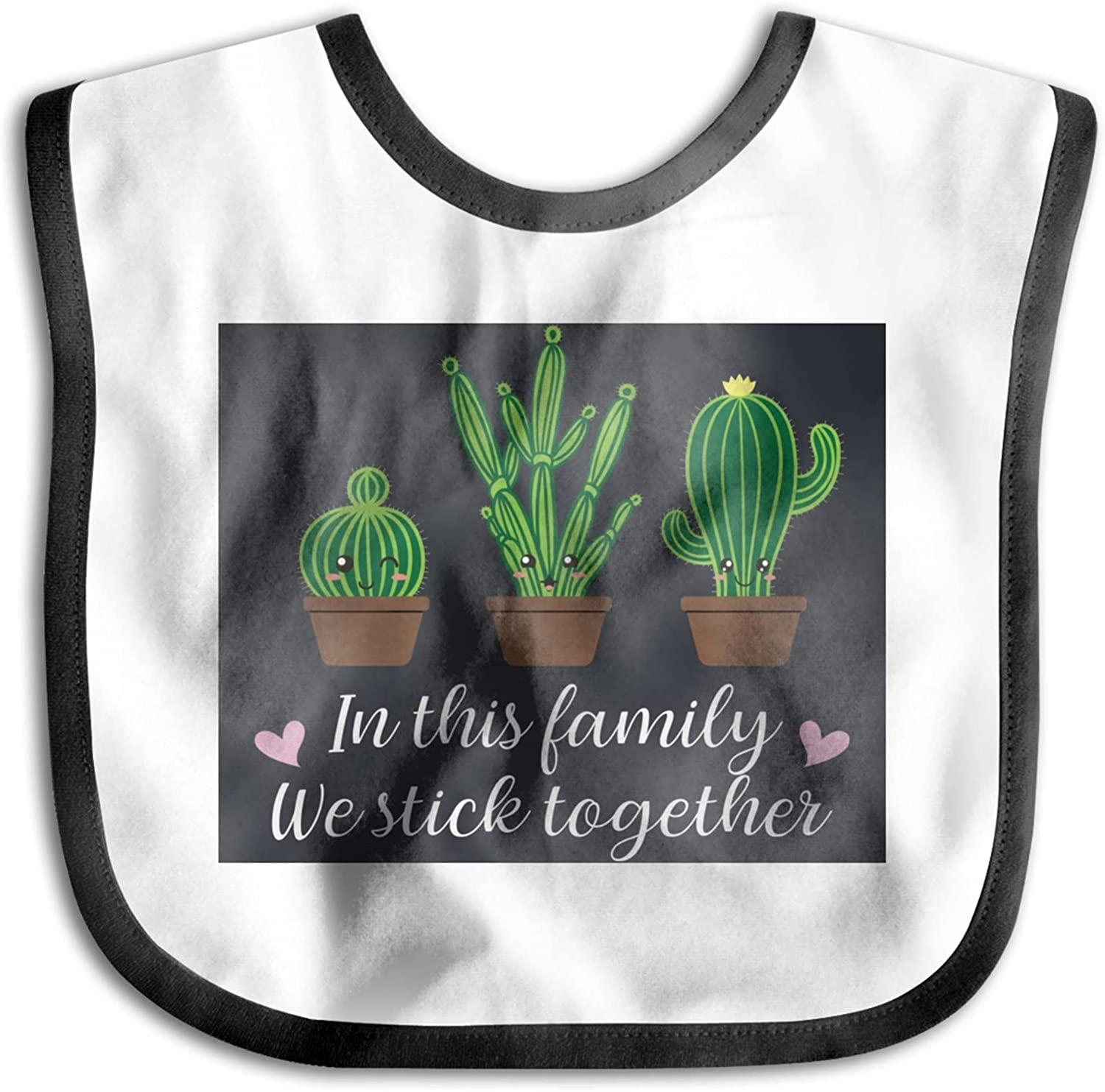 wobzfrok in This Family We Sales results No. 1 Stick Baby Bib free Boys Together Girl for
