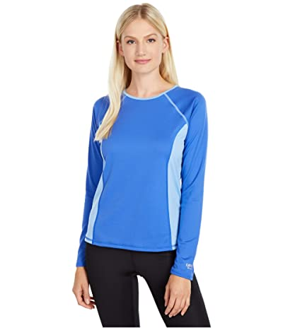 Speedo Swim Tee (Hyper Blue) Women