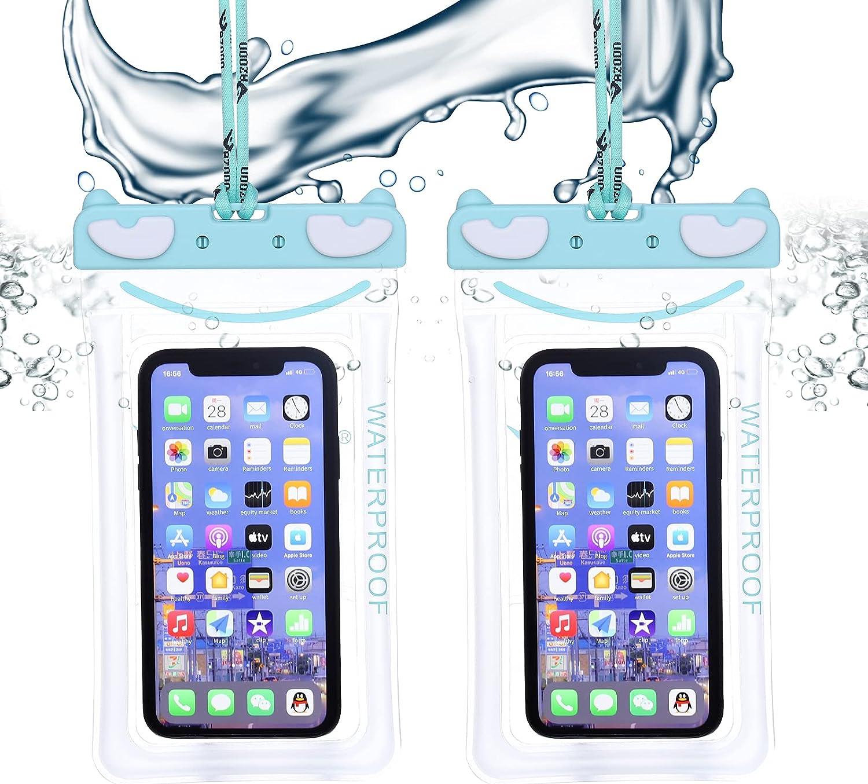 Waterproof Mobile Phone case, Universal Waterproof Mobile Phone case(Green)
