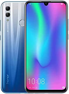Honor 8X 128Gb Dual Sim Android Factory Unlocked 4G Lte Smartphone International Version Blue