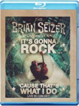 The Brian Setzer Orchestra: It's Gonna Rock 'Cause That's What I Do