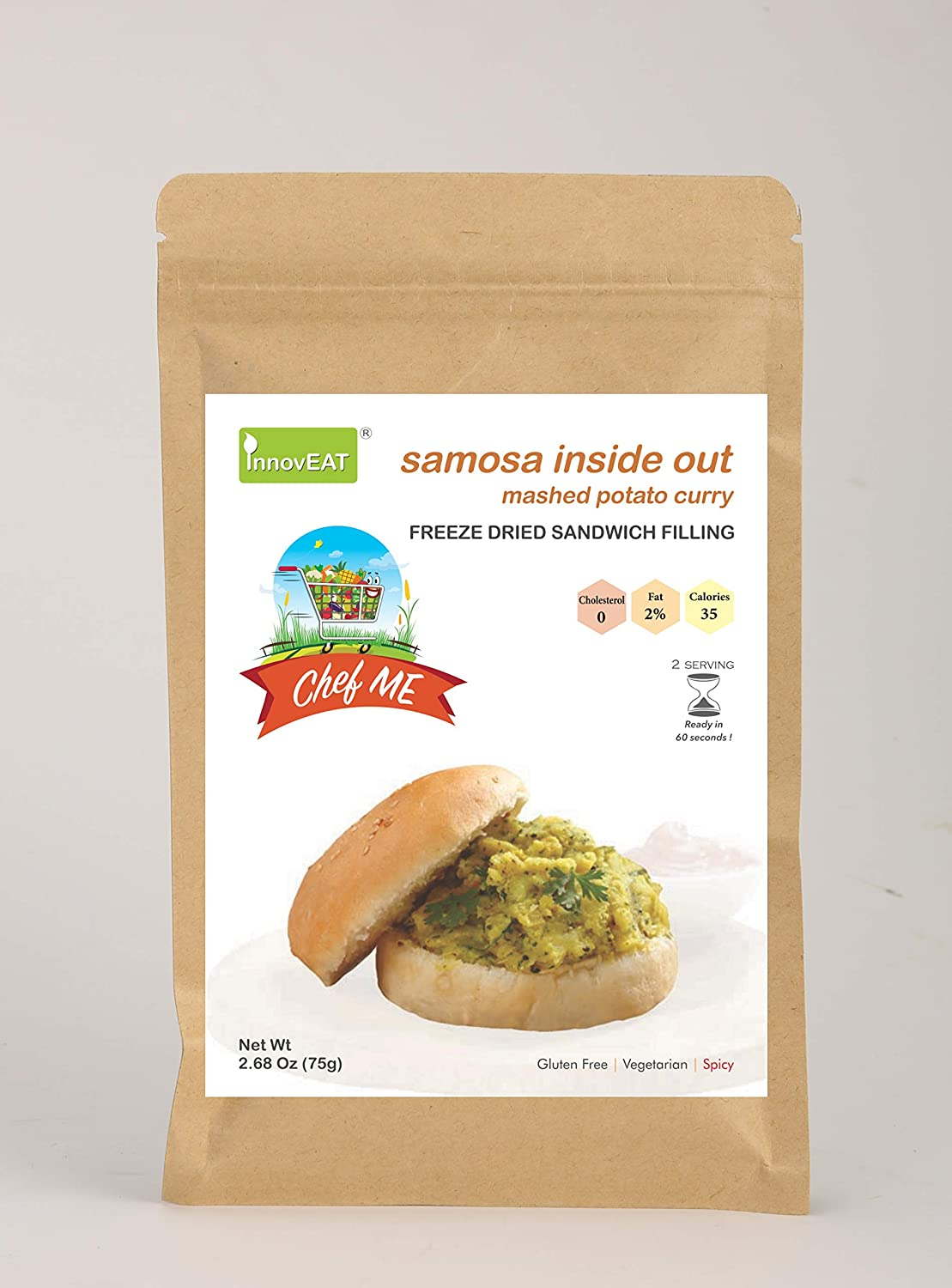 Savory Mashed Potato - Complete Free Shipping Challenge the lowest price Sandwich Filling T of Pack Samosa Flavor