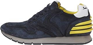 VOILE BLANCHE Sneakers in camoscio e Tessuto Tecnico