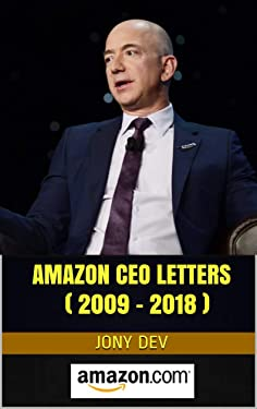 Amazon CEO Letters ( 2009 - 2018 ) : CEO Letters & Biz Reports Book 5