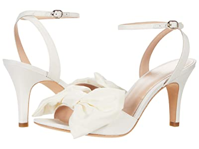 Kate Spade New York Gloria (Ivory Satin) Women