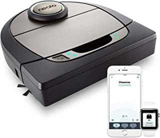 Neato Robotics Botvac D7 Connected - Premium robotstofzuiger met laadstation, Wlan & App - stofzuiger robot, Alexa-compati...