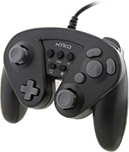 Nyko Retro Core Controller – Wired Pro Controller Alternative with Turbo and PC Compatibility for Nintendo Switch