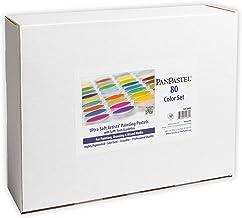 PanPastel Oil Pastels Art Supplies Set, Pack of 80 Colour