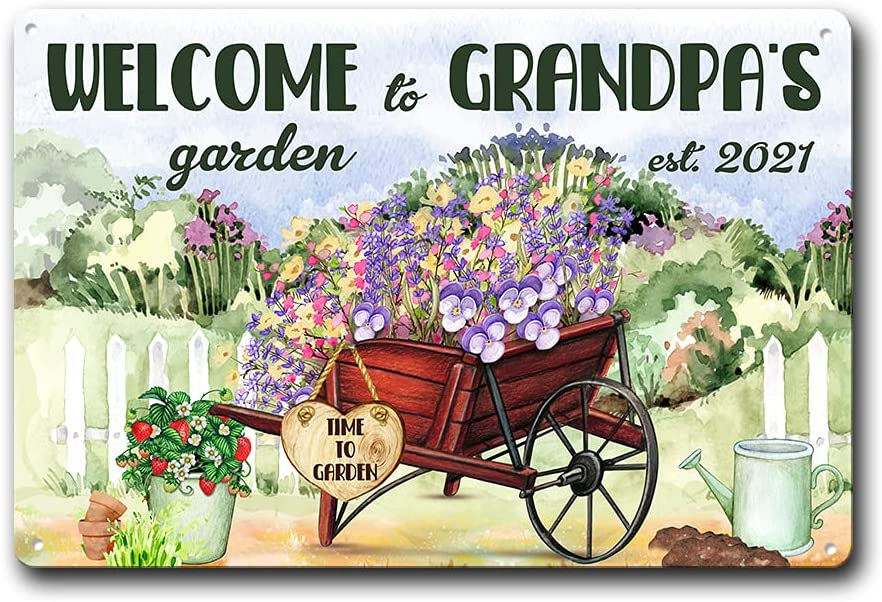 NekoPrint Customized Garden Wall Décor Welcome Personalized – Reservation Bargain to