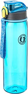 Dolphin Collection Tritan Water Bottle with holding strap, 750ml, Blue