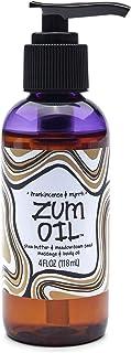 Indigo Wild Zum Oil,Frankincense and Myrrh 4 fl oz