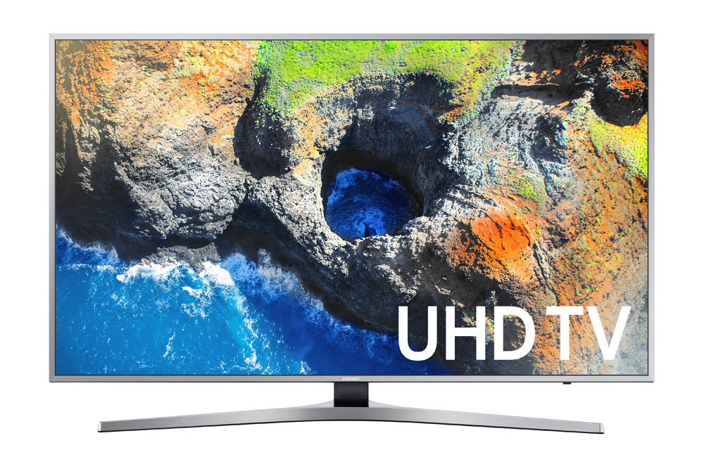 Samsung Electronics UN55MU7000 Televisor LED 4K Ultra HD Smart de 55 Pulgadas (Modelo 2017): Amazon.es: Electrónica