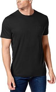 Club Room Men's Crew Neck Pocket T-Shirt