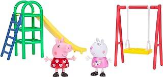 Peppa Pig Playground Fun Playtime Set