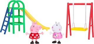 Peppa Pig Playground Fun Playtime Set