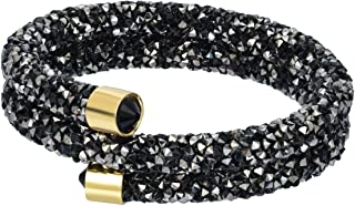 [Gift Box Included Elegance Dust Upscale Crystal Stud Bracelets - Multi Wrap Bracelet / 8 Colors