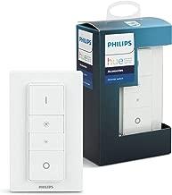 Philips Hue Wireless Dimming Schalter, komfortabel dimmen ohne Installation