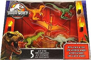 Mini Dino 5 Pack Dinosaurs 2.5