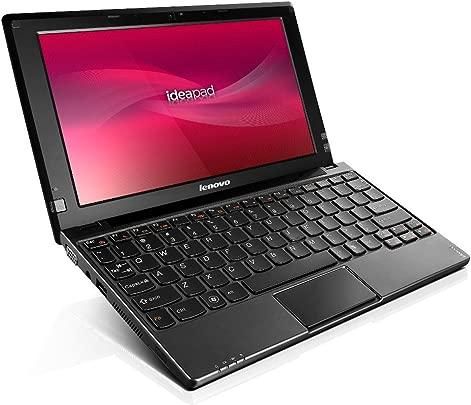 Lenovo IdeaPad S10-3 25 6 cm  10 1 Zoll  Laptop  Intel Atom N470  1 8GHz  1GB RAM  250GB HDD  Intel GMA HD  Win HP  schwarz