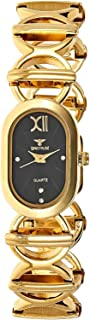 Spectrum Women's Dial Brass Band Watch - 22196L-1