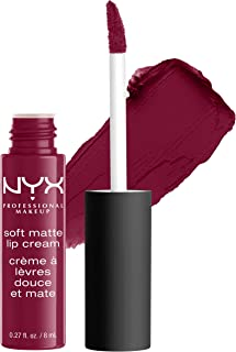 Labial mate, Soft Matte Lip Cream, Nyx Professional Makeup ,