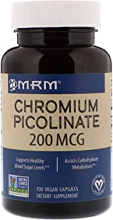 Chromium Picolinate 200mcg MRM (Metabolic Response Modifiers) 100 Caps