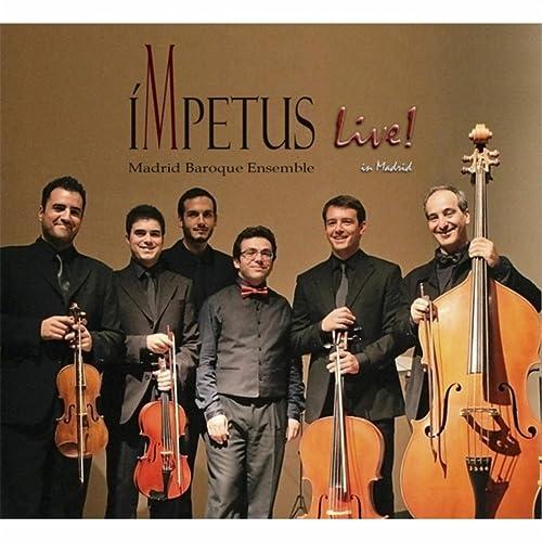 Impetus Baroque Live! in Madrid