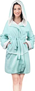 animal dressing gown womens