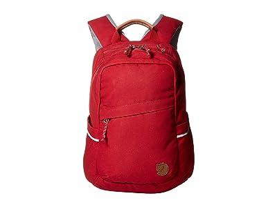 Fjallraven Raven Mini Backpack (Redwood) Bags