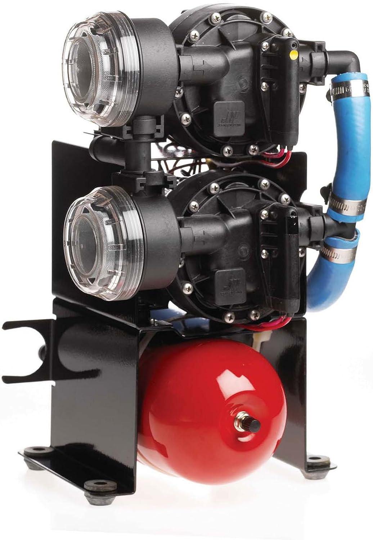 Johnson Pumps Johnson Pump 101340902, Aqua Jet Duo 10.4 GPM 24V WPS 05024271, 24V