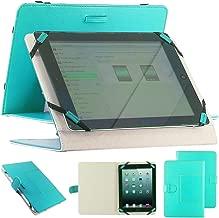 """ebestStar - Coque Universel Tablette 10 Pouces Etui Housse PU Cuir Universel Support caré pour Tablettes 10"""" 10 Pouces, 18,2 x 27,5 cm, Bleu [Appareil: (230-265) x (140-182) x 20mm,"""