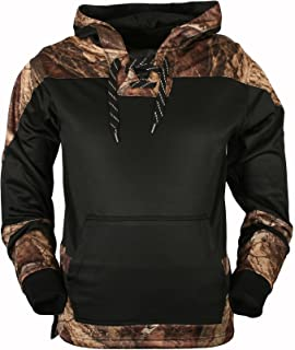 Gamehide Overtime Camo Hockey Hoodie with Laces