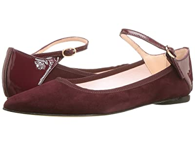 Repetto Clemence (Burgundy) Women