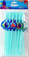 Finding Dory Pool Party Straws Featuring Favorite Characters Dory & Nemo