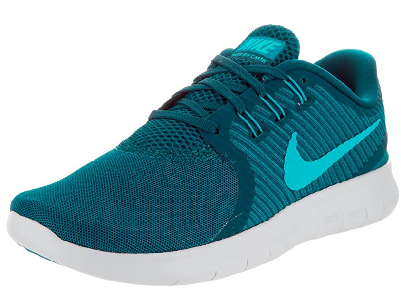 快適ピービッシュ彼のNike Womens Free RN Cmtr Running Trainers 831511 Sneakers Shoes