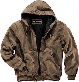 Dri-Duck Men's 5020 Cheyenne Hooded Work Jacket