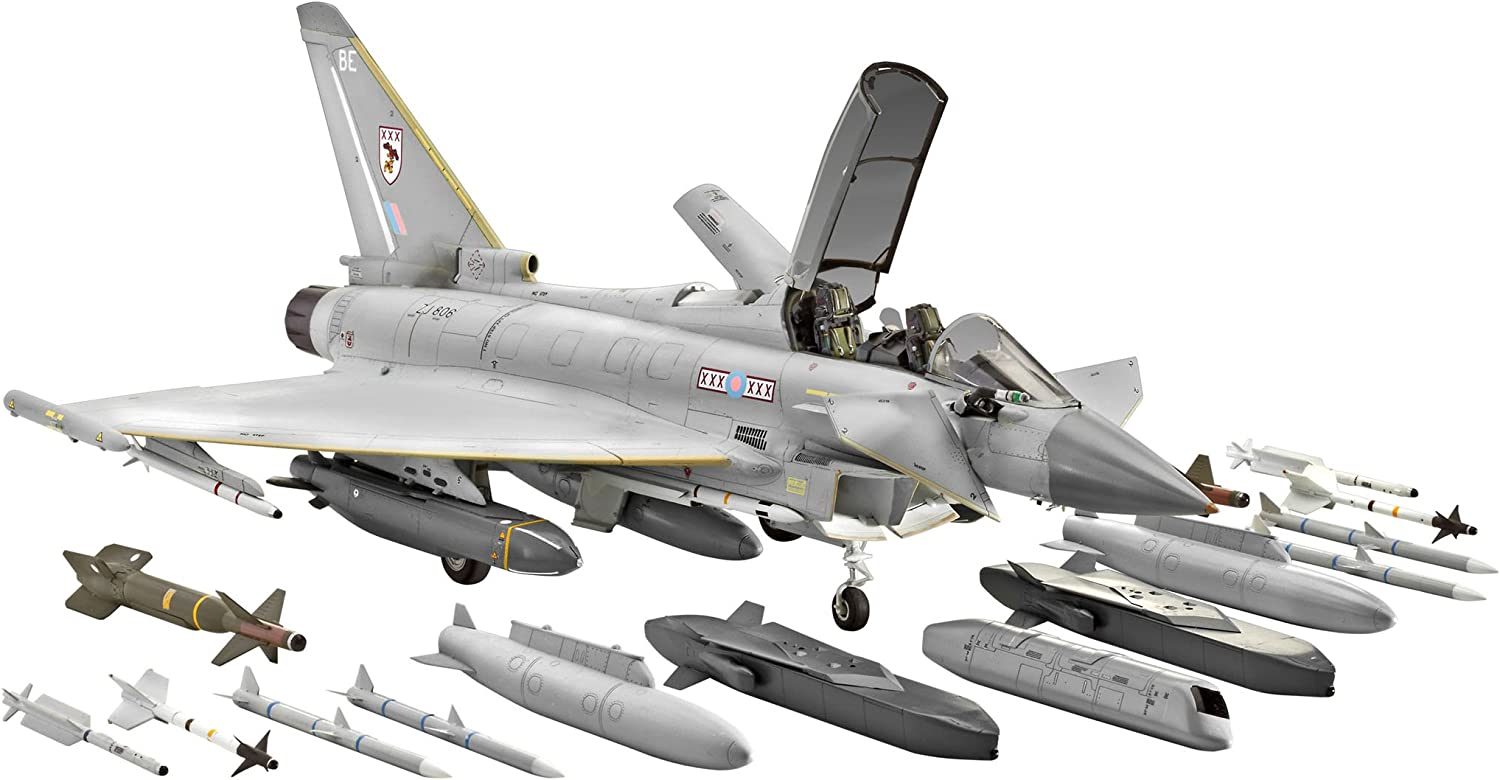 Revell 1 48 Scale Eurofighter Typhoontwin Seater