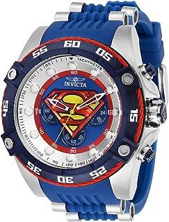 Men's DC Comics Stainless Steel Quartz Watch with...