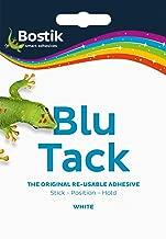 Bostik Blu-tack Mastic Adhesive Non-toxic White 60g Ref 801127