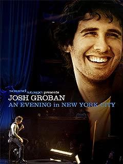 Josh Groban - Live at Lincoln Center