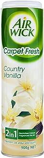 Air Wick 2 in 1 Floor Carpet Deodorant Powder Country Vanilla (007989)