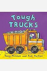 Amazing Machines: Tough Trucks Paperback