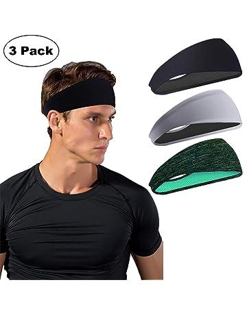 Diadema Hombres Y Mujeres Unisex Adulto Yoga para Correr X-Bionic Headband 4.0 Bandas para La Cabeza Baloncesto Ciclismo