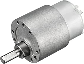 uxcell DC Motor Electric Gear Box Gearbox 12V 11RPM