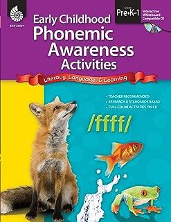 Early Childhood Phonemic Awareness Activities (Early Childhood Activities)